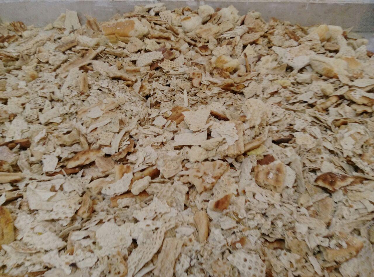 قیمت روز ضایعات نان خشک