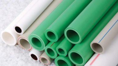 Photo of ضایعات لوله سبز,لوله پلی پروپیلن,لوله سفید