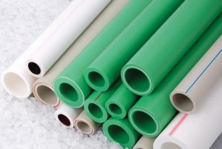 ضایعات لوله سبز,لوله پلی پروپیلن,لوله سفید