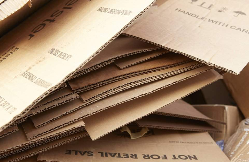 خرید ضایعات کارتن،کاغذ و مقوا